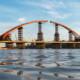 Бугринский мост Новосибирск