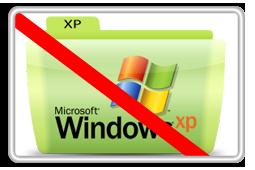 Прекращена поддержка windows xp в драйверах