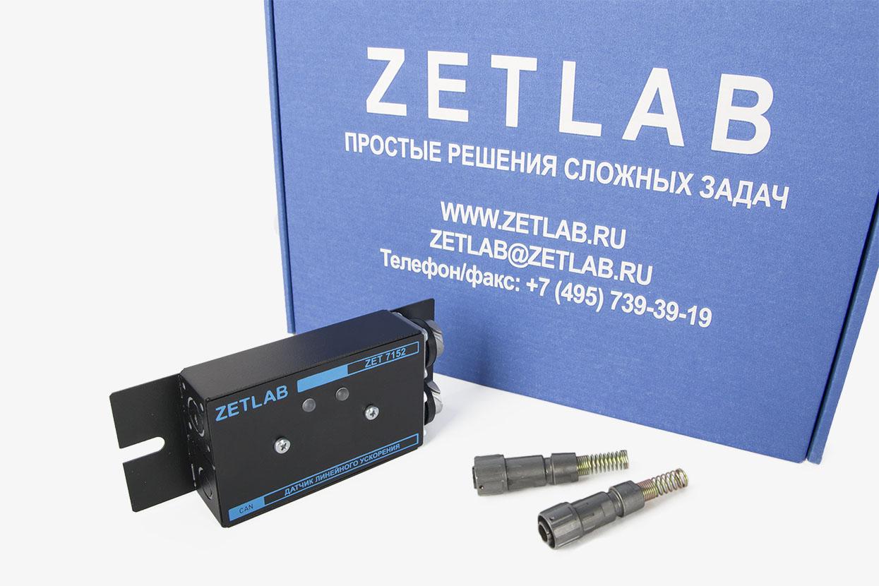 Базовая комплектация ZET 7152-E