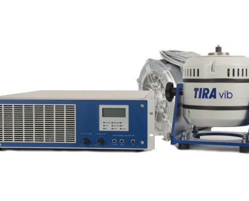 Вибростенд TV 51140 с усилителем и вентилятором