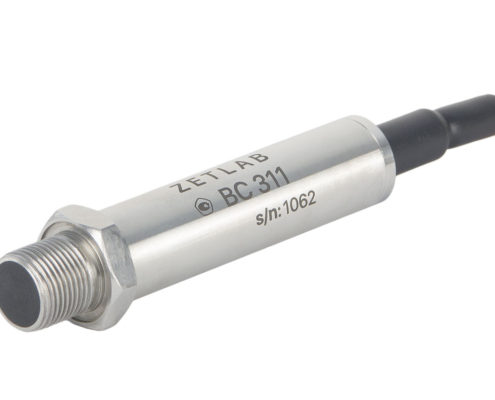 BC 311 underwater/threaded hydrophone - overview