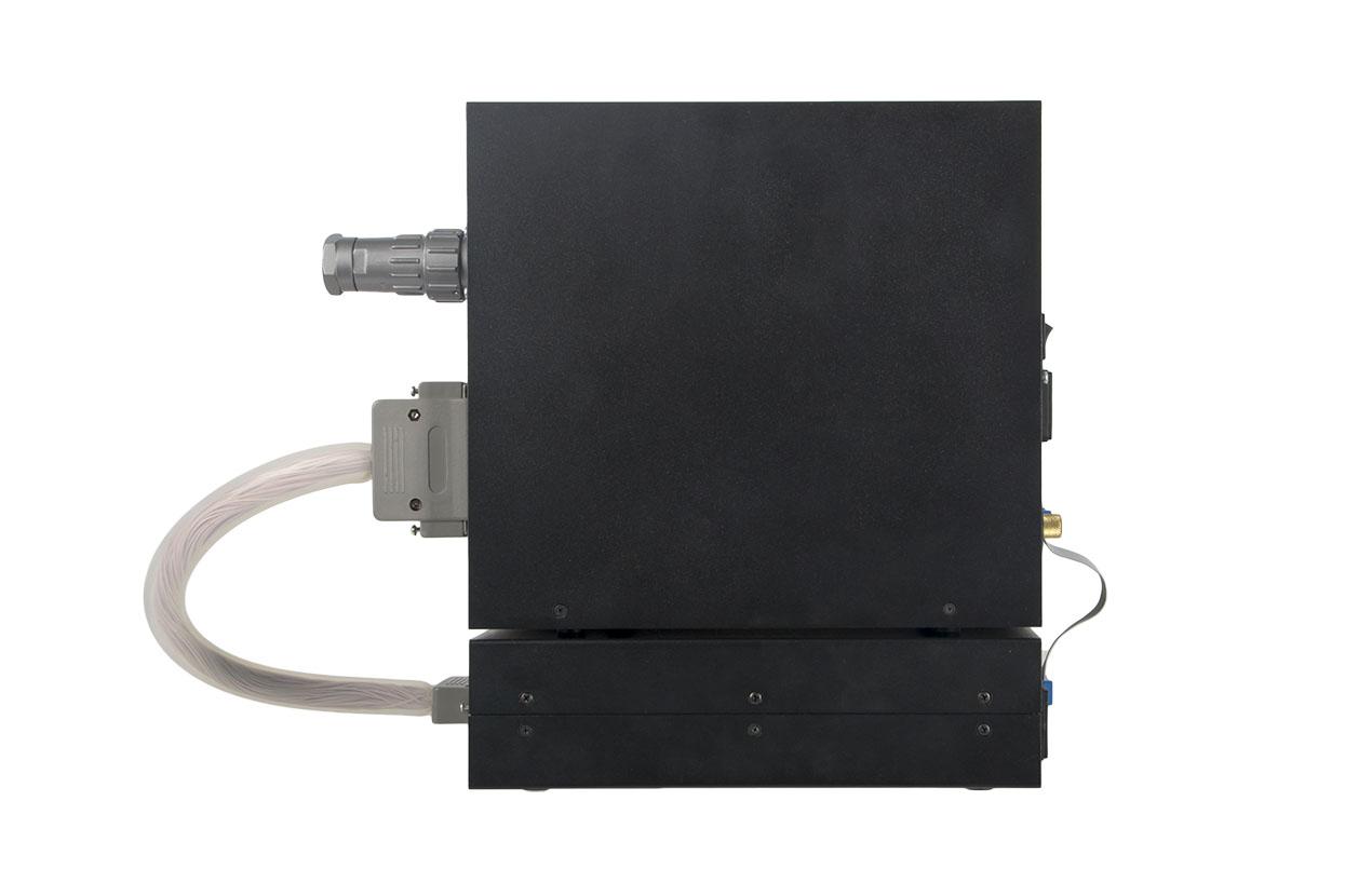 Блок коммутации ZET 454 с устройством контроля параметров измерительных цепей ZET 452