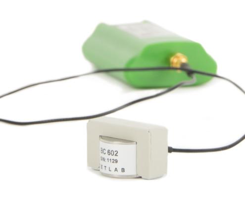 Датчик акустической эмиссии ZET 602 с ZET 7000