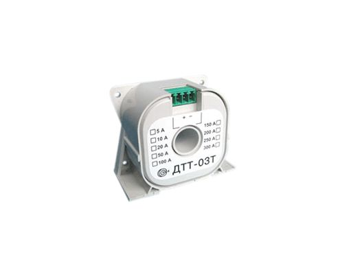 Датчик тока ДТТ-03Т