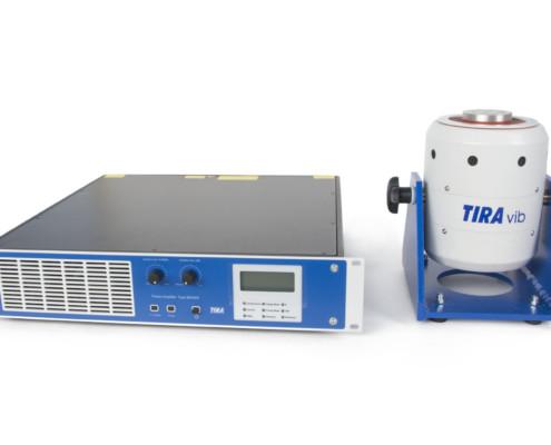 Комплект поставки вибрационной установки TV 51110