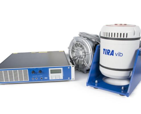 Комплект поставки вибрационной установки TV 52120