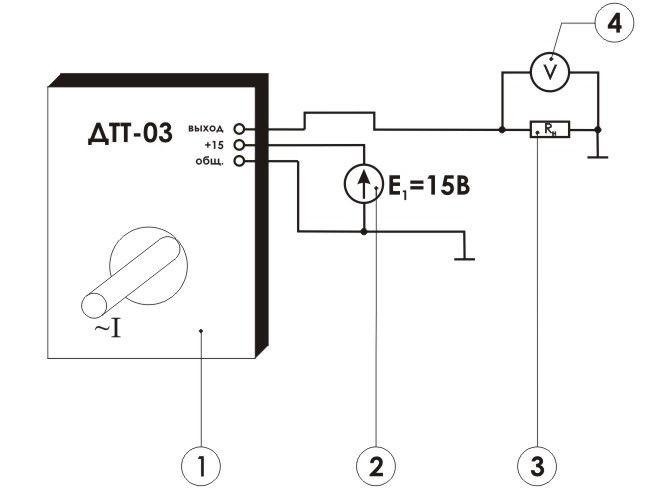 Преобразователи измерительные переменных токов ПИТ-___-Т-4/20-П12