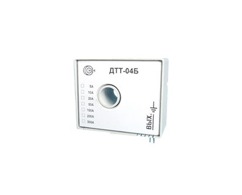 Схема включения датчика ДТТ-04Б