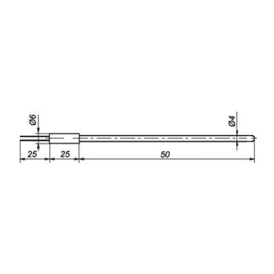 Термопары ТХА-10, ТХК-10