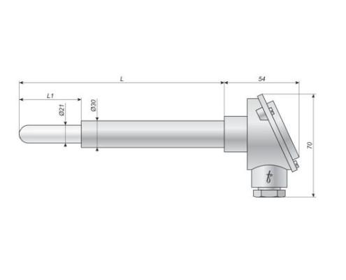 Термопара ТХА-18