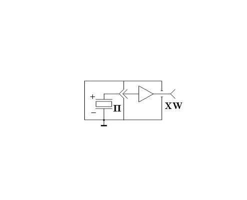 Электрическая схема AU03 (с усилителем)