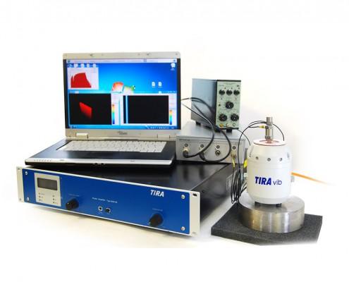 Вибростенд TV 50018 в составе системы управления вибростендами