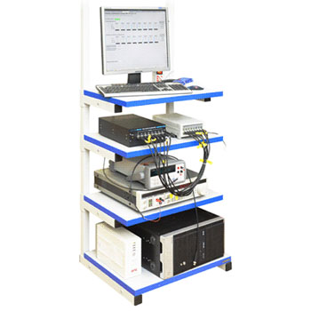 Система поверки анализаторов спектра