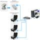 Синхронизации узлов распределенной измерительной системы с использованием протокола PTP (стандарт IEEE1588)