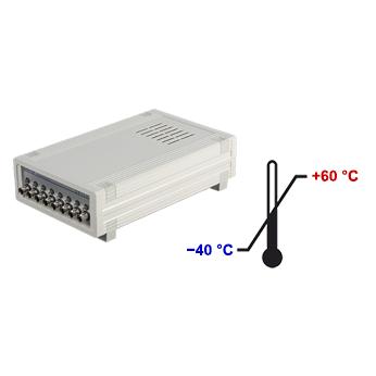 Расширенный диапазон температур применения анализатора спектра