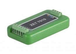 ZET 7010 Tensometer-485 тензодатчик с цифровым выходом RS-485 (статические измерения)