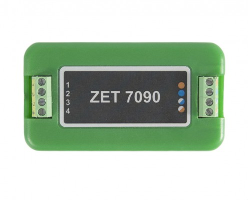 ZET 7090 Analog synchronous generator - top view