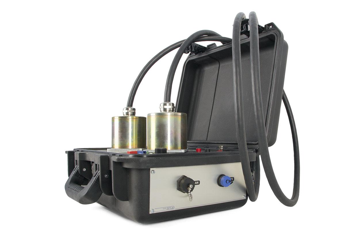 Регистратор сейсмический цифровой ZET 048-E