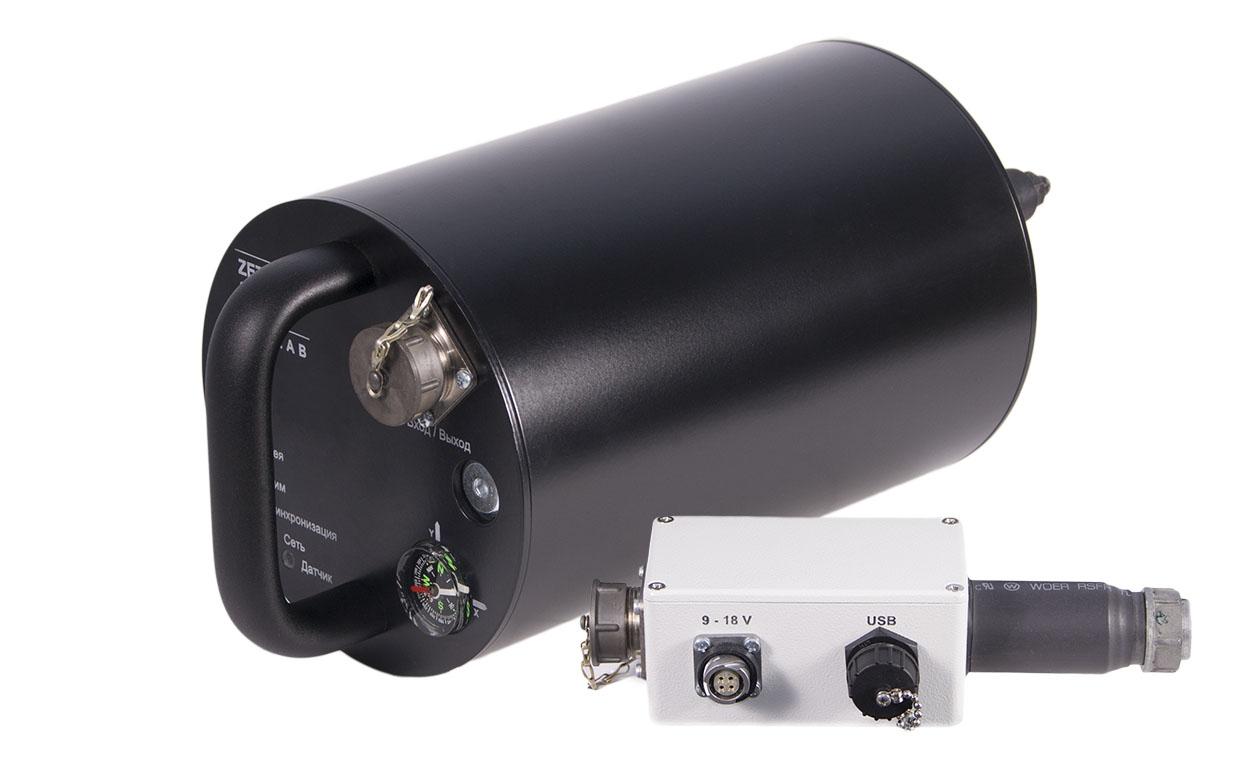 Регистратор сейсмический цифровой ZET 048-C