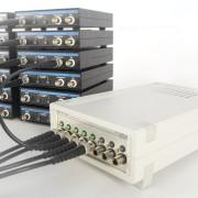 Высоковольтный усилитель сигналов ZET 420 с анализатором спектра ZET 017-U8