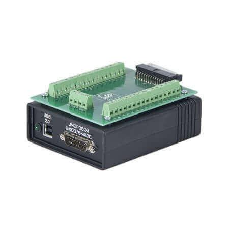 ZET 210 ADC DAC module
