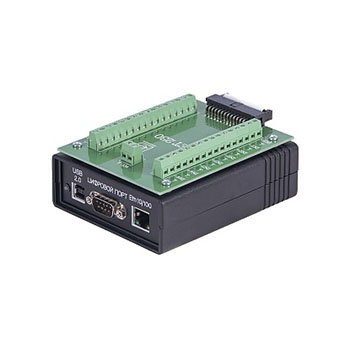ZET 230 ADC DAC module