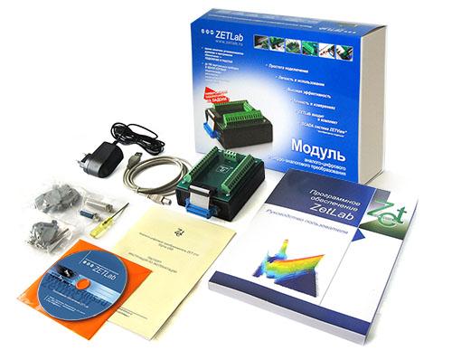 ADC / DAC 모듈의 기본 장비