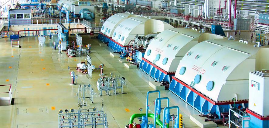 Автоматизированная система контроля состояния строительных конструкций машинного зала АЭС