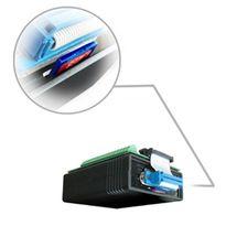 Съемная SD-карта, модули АЦП ЦАП