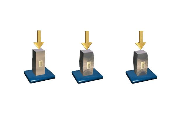 Применение тензорезисторов для измерения физических величин
