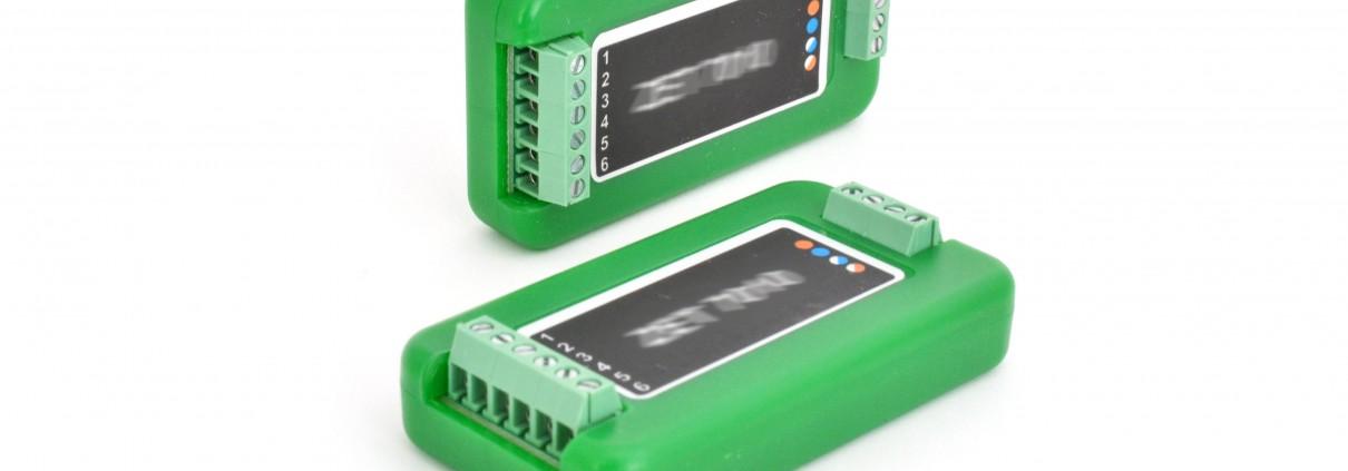 Цифровые датчики и контроллеры ZETSENSOR, периодичность обновления данных