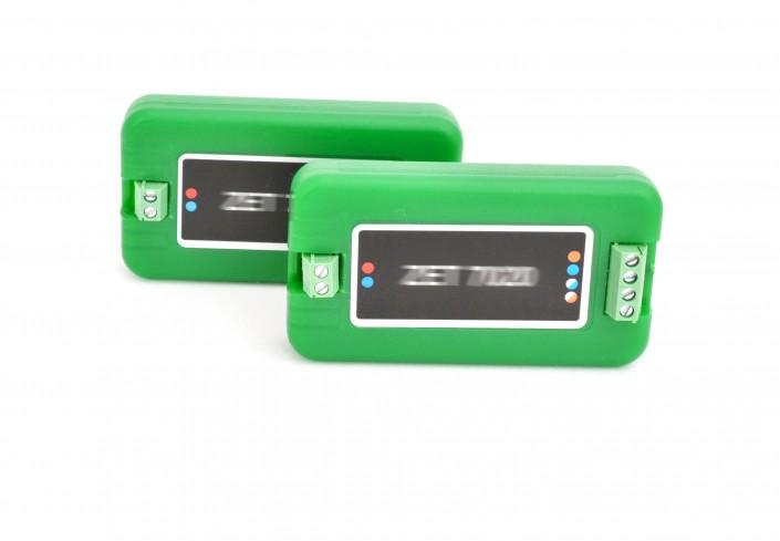 Цифровые датчики и контроллеры ZETSENSOR, конфигурирование устройств ZETSENSOR