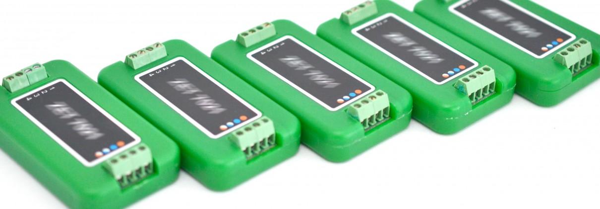 Цифровые датчики и контроллеры ZETSENSOR