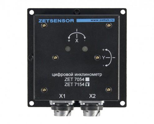 Цифровой инклинометр ZET 7X54