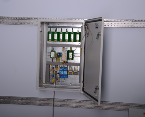 Electrical cabinet ZETLab