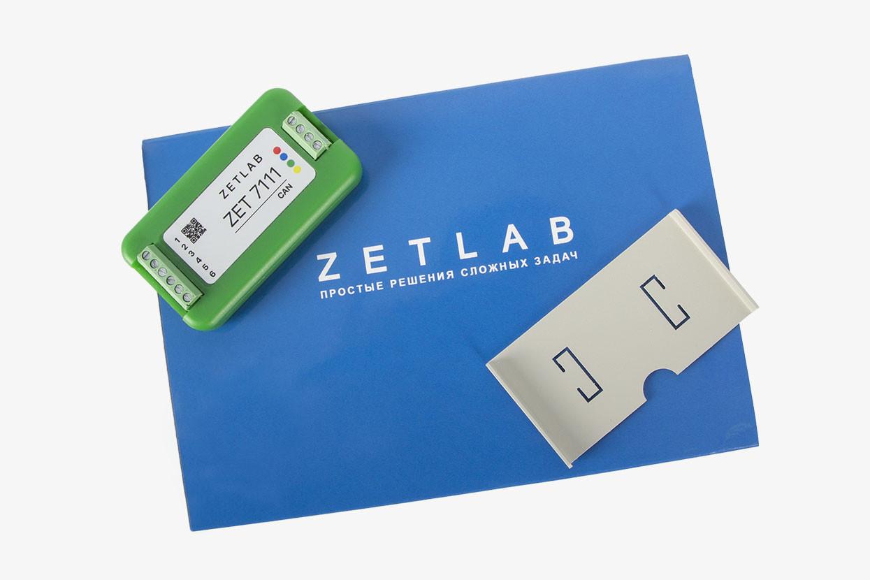 Базовая комплектация ZET 7111