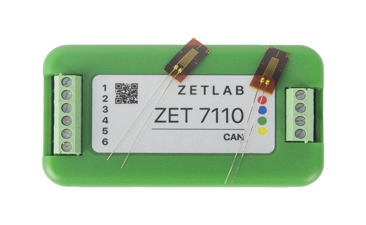 Тензометрический датчикZET 7110