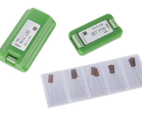 ZET 7110 Digital Strain Gauge Sensor - system components 2