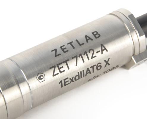 Цифровой датчик давления ZET 7112-A