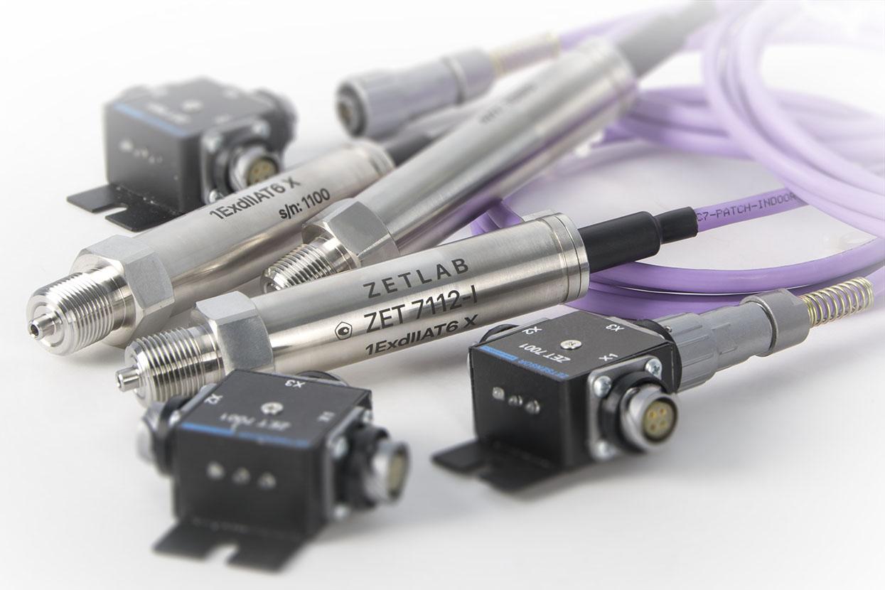 Цифровой датчик давления ZET 7112-I