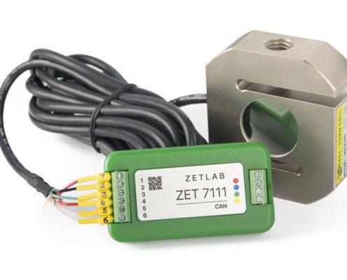 ZET 7111 Digital Strain Gauge - system components 2