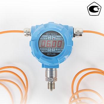 Датчик давления ZET 7Х12-VER.3 мини