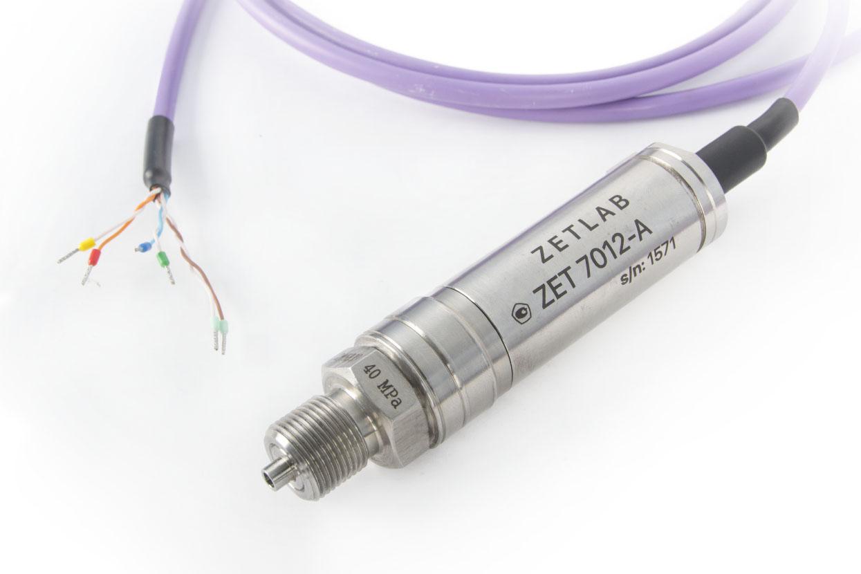 Цифровой датчик абсолютного давления ZET 7012-A4