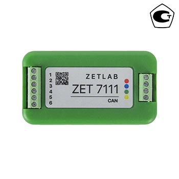 Цифровой тензодатчик ZET 7111
