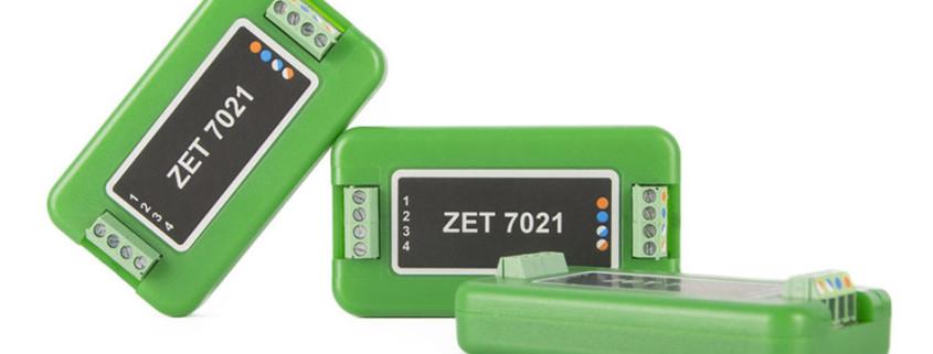 Цифровой датчик температуры ZET 7021, Термопреобразователи сопротивления