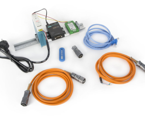 ZET 7076-delivery scope with digital transducers in industrial version