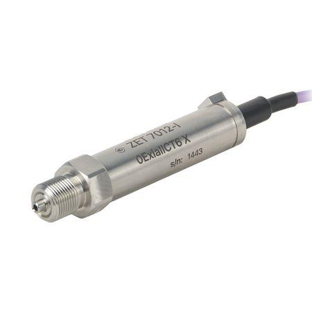 Цифровой датчик избыточного давления ZET 7012-I