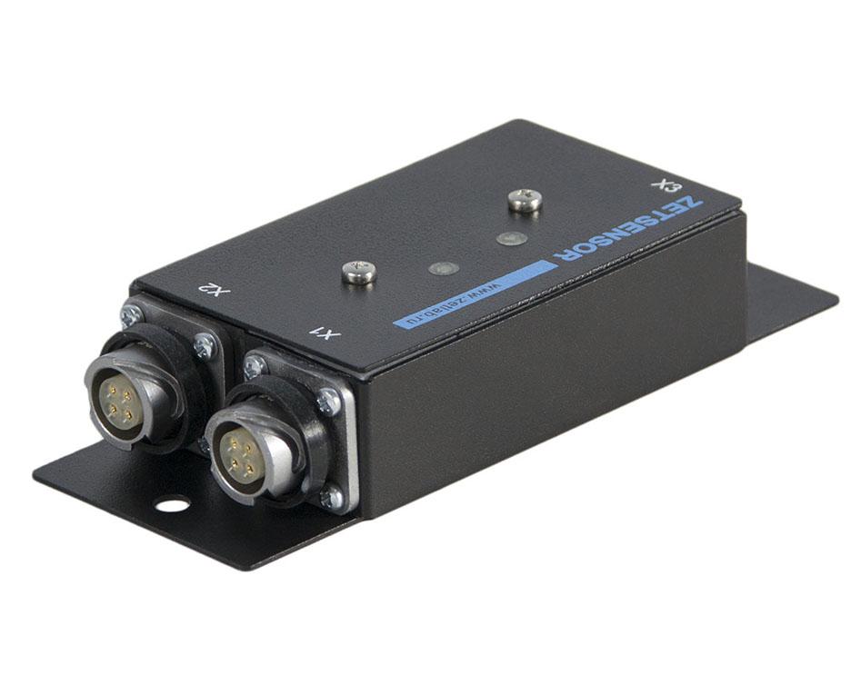 Цифровой акселерометр ZET 7X52