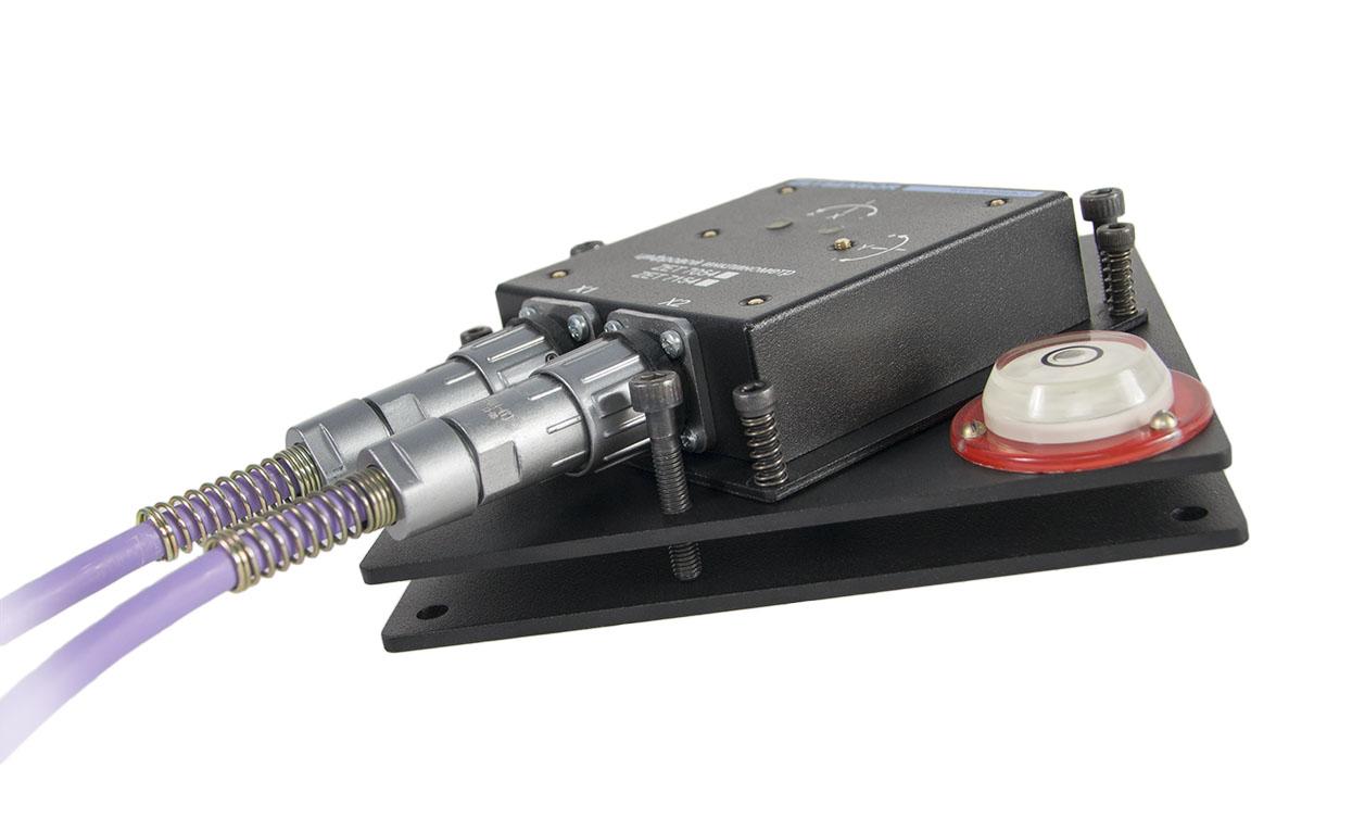 Цифровой инклинометр ZET 7054. Принцип работы