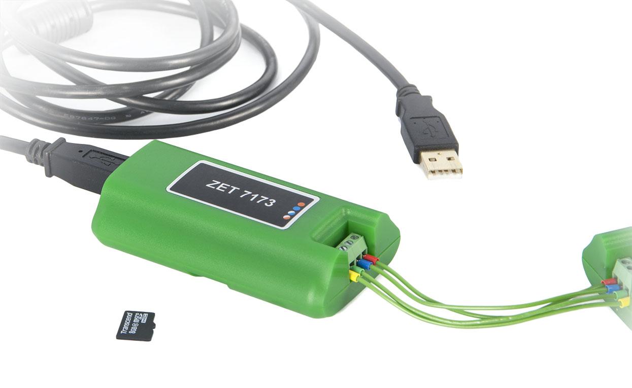ZET 7173 Автономный регистратор